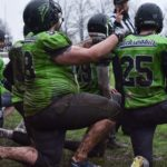 Erstes Auswärtsspiel der Jackrabbits bei den Hamburg Huskies II