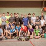 Voller Erfolg: Tryouts und großes Probetraining 2018