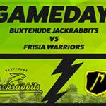 Vorbericht: Rückspiel vs. Frisia Warriors