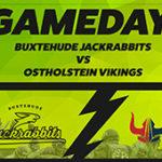 Rückspiel vs Ostholstein Vikings