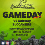Playoffs Halbfinale vs. Jade Bay Bucaneers